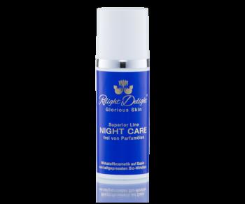 Glorious Skin - Night Care - frei von Parfüm
