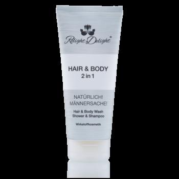 Natürlich! Männersache! - Hair and Body 2in1 Shower & Shampoo