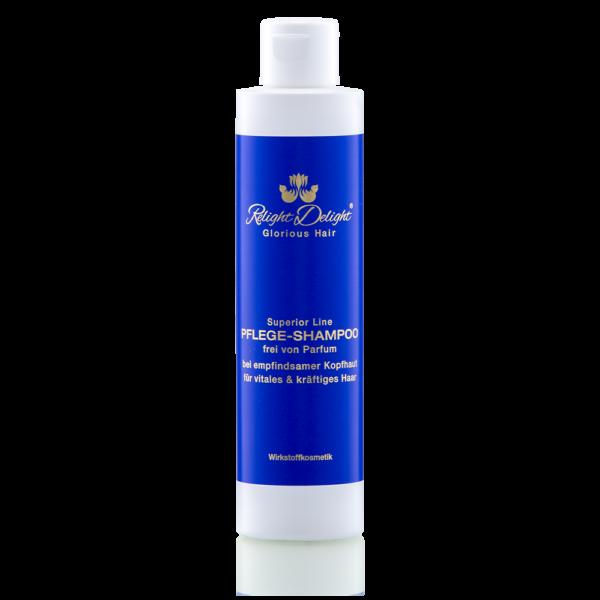 Glorious Hair - Pflege-Shampoo - frei von Parfüm